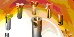 Komory, písty a další nářadí sestavy vstřiku kovu do formy tlakových licích strojů