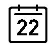 V kalendári viem zobraziť jázdy, úlohy, schôdzky a obchodné jednania.